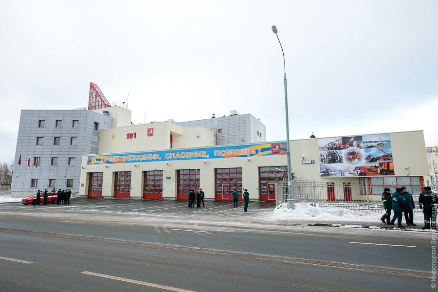 (полный адрес г. Зеленоград, проезд № 707, д. 6)